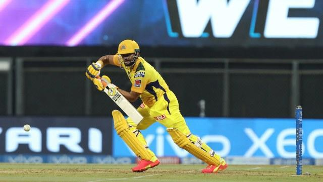 Chennai Super Kings began the game poorly, losing two wickets early on, but some excellent work from Suresh Raina, who was making his IPL return after missing the last season, meant that CSK eventually put up a total of 188/7. SportzPics