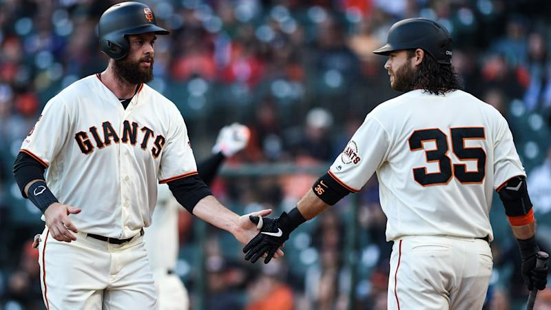 Five Giants silver linings after tough finish to 2020 MLB season
