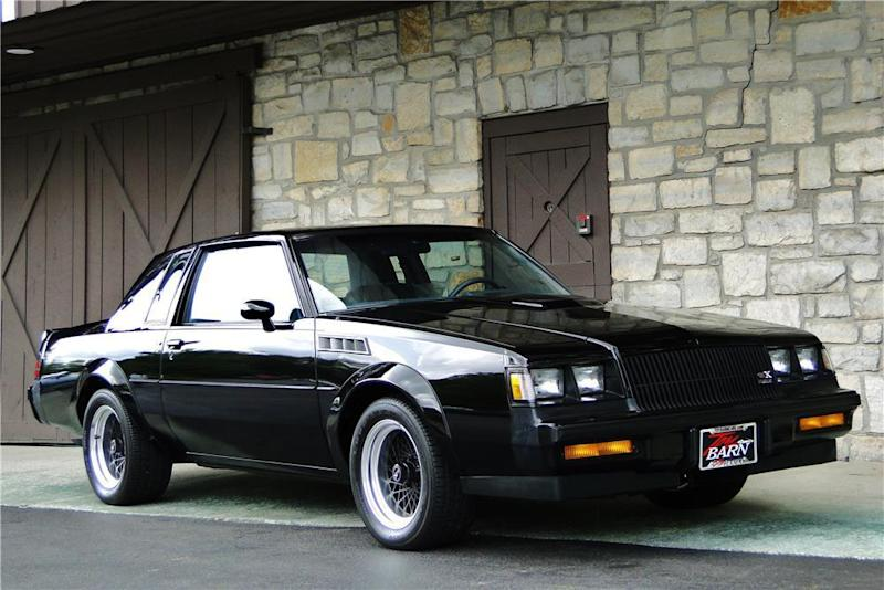 A Buick Grand National GNX Just Sold For Record (Crazy) Money