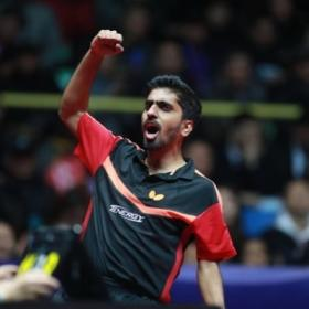 Olympic medal is the goal, says top TT player Sathiyan Gnanasekaran