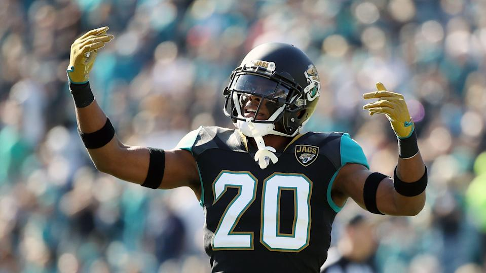 Jaguars cornerback Jalen Ramsey is all about speaking his mind. (Getty)