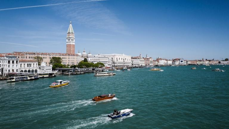 Italy is slowly exiting its lockdown and organisers of the Venice Film Festival hope the city may soon to return to normal