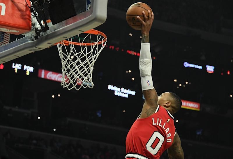 Instant Analysis: Trail Blazers cruise to victory over Magic behind Lillard's 36