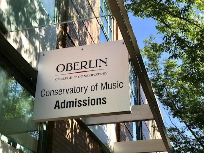 Photo: Oberlin Conservatory of Music