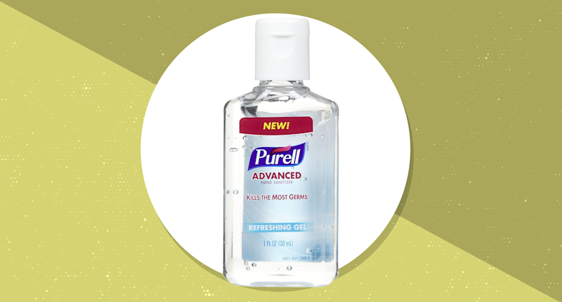 Purell Advanced Hand Sanitizer Refreshing Gel — 1 fluid ounce. (Photo: Purell)