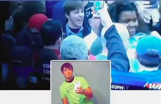 Donald Trump Supporter Who Verbally Harassed Black Woman During Rally Denied by Marines
