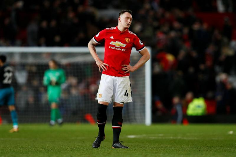 Manchester United's Phil Jones Believes Man City Can be Chased Down