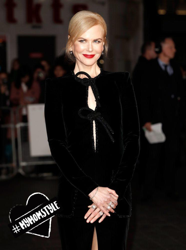 Nicole Kidman attends the American Express Gala screening of Lion during the 60th BFI London Film Festival at Odeon Leicester Square on Oct. 12 in London. (Photo: John Phillips/Getty Images for BFI)