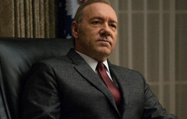 House of Cards production has been officially suspended by the Netflix. Source: Netflix