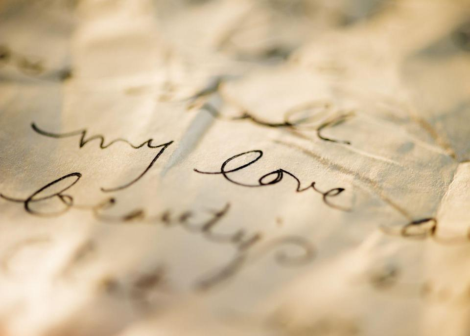 <p>Unless the note or letter you discover in your basement was written by a celebrity, it's not going to be worth anything—except to you and your family. The handwriting of someone we've lost can bring their memory back in a way nothing else can.</p>