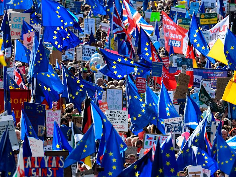 Brexit is fraught with angry citizens on both sides: Getty