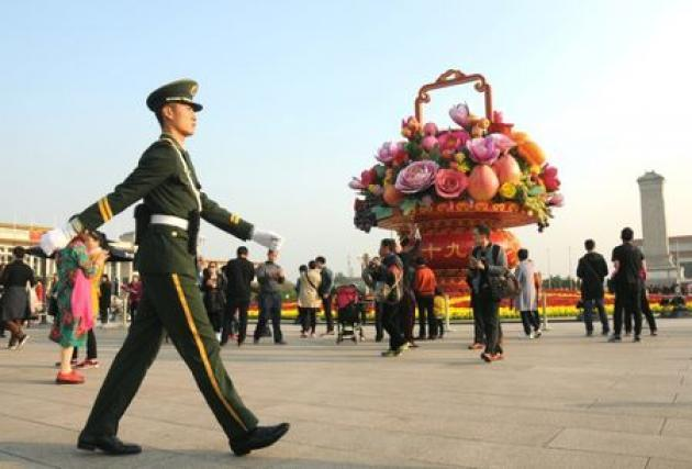 Fruit, prawns off the menu at China's austere party Congress