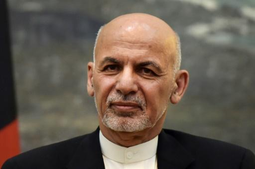 Afghanistan's Independent Election Commission said President Ashraf Ghani won 50.64 percent of the presidential vote, easily beating his top challenger, according to preliminary results