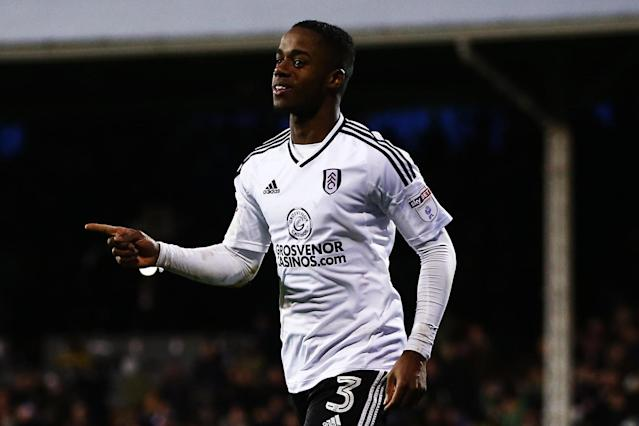 Fulham's Ryan Sessegnon named EFL Player of the Year at London Football Awards