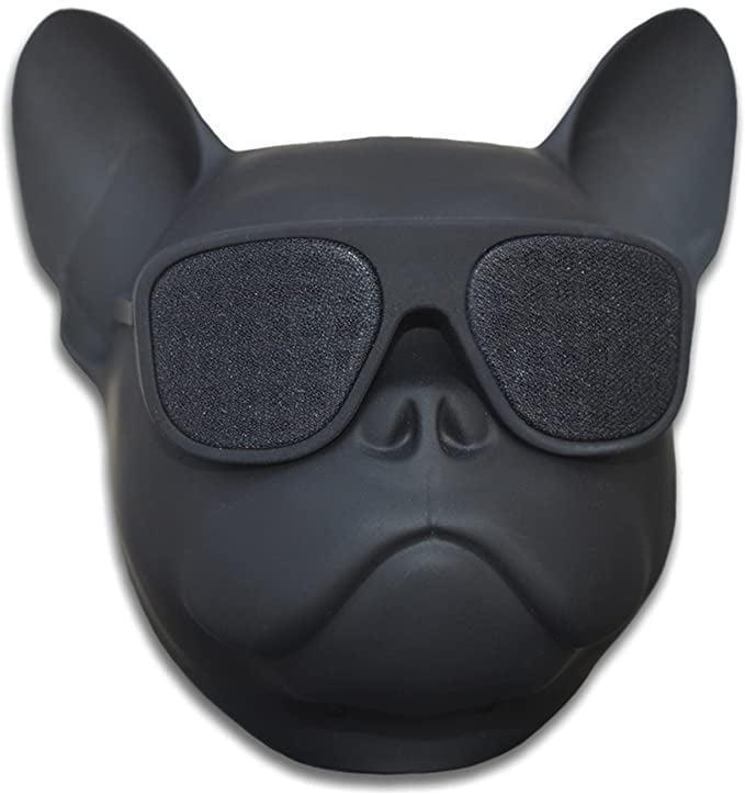 <p>The <span>Bulldog Portable Bluetooth Speaker</span> ($40) is such a chic yet bold home decor find that doubles as a high-quality speaker.</p>