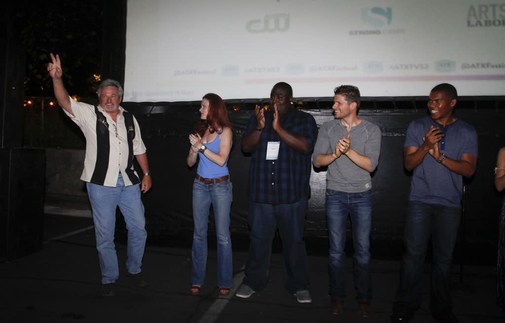 """The """"Friday Night Lights"""" Community Screening at the ATX Television Festival on Friday, June 7, 2013 in Austin, Texas."""