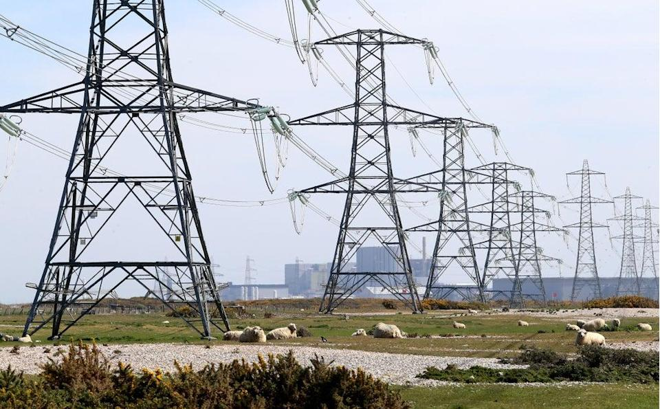 The grid needs to be balanced to keep the lights on (Gareth Fuller/PA) (PA Archive)