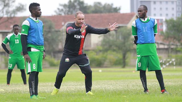 Kenya is set to face Swaziland and Equatorial Guinea on Friday, May 25, and Monday, May 28, 2018, respectively