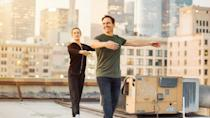 "<p>Switch things up with a faith-based rom-com this year: In this 2018 flick, Peta Murgatroyd (yes, the pro dancer Peta Murgatroyd, who you've previously seen on <em>Dancing With the Stars</em>) feels lost in love and her relationship with God before she enters a dance contest, meets a new man named Jimmy, and rediscovers her faith.</p><p><a class=""link rapid-noclick-resp"" href=""https://www.netflix.com/title/81055398"" rel=""nofollow noopener"" target=""_blank"" data-ylk=""slk:WATCH NOW"">WATCH NOW</a></p><p><strong>RELATED: </strong><a href=""https://www.goodhousekeeping.com/life/entertainment/g3243/best-romantic-comedy-movies/"" rel=""nofollow noopener"" target=""_blank"" data-ylk=""slk:The 60 Best Romantic Comedies of All Time to Stream Now"" class=""link rapid-noclick-resp"">The 60 Best Romantic Comedies of All Time to Stream Now</a></p>"