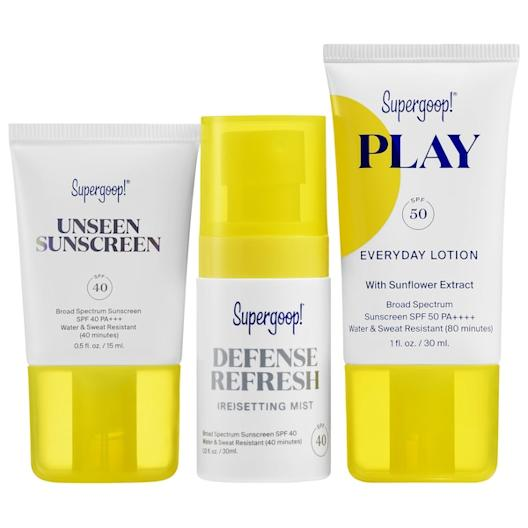 Jet Set SPF Travel Kit