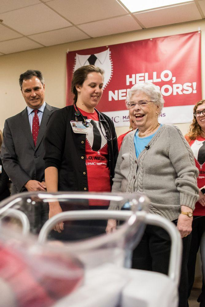 Joanne Rogers (right) | UPMC Magee-Womens Hospital