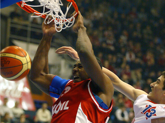 David Simon, banned from Korean basketball. (Reuters)