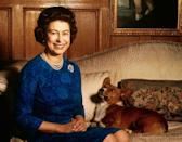 """<p>As revealed by the <a href=""""https://www.royal.uk/70-facts-about-queen-and-duke-edinburghs-wedding"""" rel=""""nofollow noopener"""" target=""""_blank"""" data-ylk=""""slk:royal family's website"""" class=""""link rapid-noclick-resp"""">royal family's website</a>, Prince Philip and Queen Elizabeth """"traveled by train to Hampshire, departing from Waterloo Station. Princess Elizabeth's Corgi, Susan, came with them."""" This tidbit is less a scandal and more a seriously sweet anecdote from the queen's honeymoon. But we wonder if Philip minded having extra company on his romantic vacation.</p>"""
