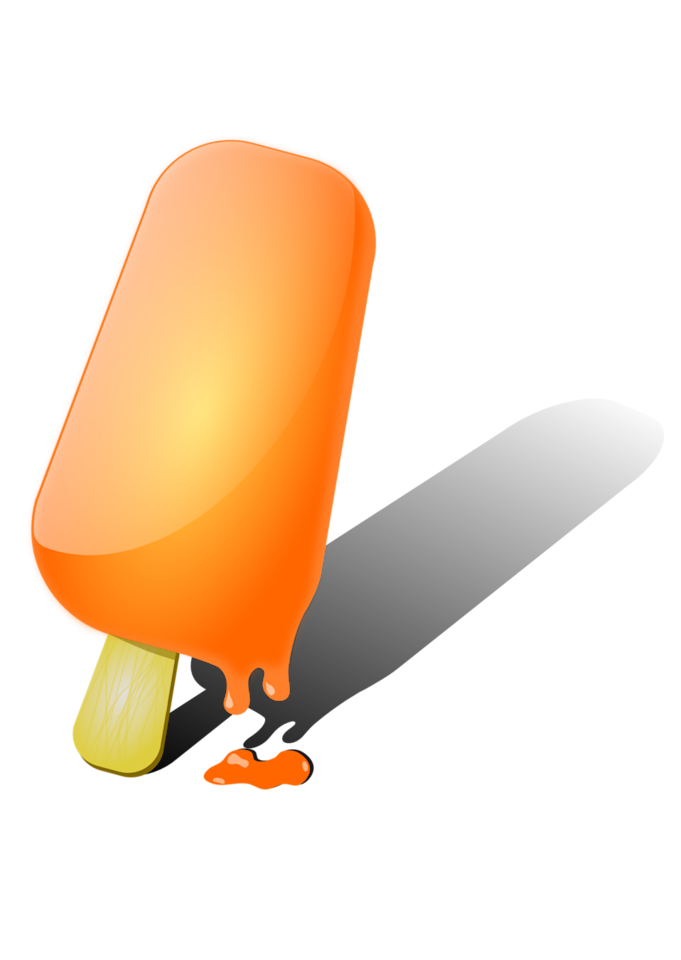 <p>Another temporary cooler would be ice-creams. There's absolutely nothing as soothing as holding an orange bar in your hand and eating whilst the weather is unbelievably warm out! Ice-creams, especially water based ones, are great for cooling your body in this season and provide an immediate relief from the heat. But be careful not to eat too fast and give yourself a brain freeze! </p>