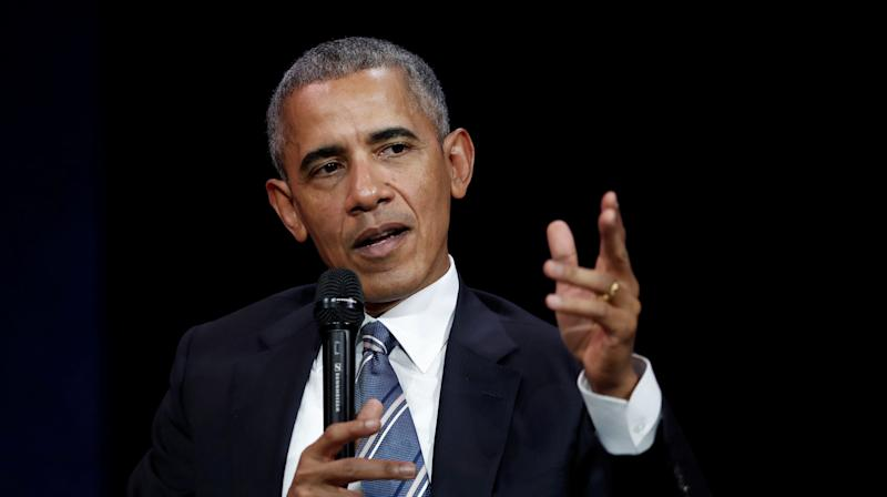 Former President Barack Obama is the most admired man in the United States and has been for the past 10 years, according to a Gallup poll released Wednesday.