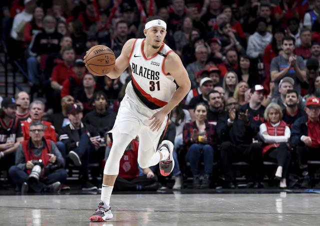 Seth Curry, Portland Trail Blazers