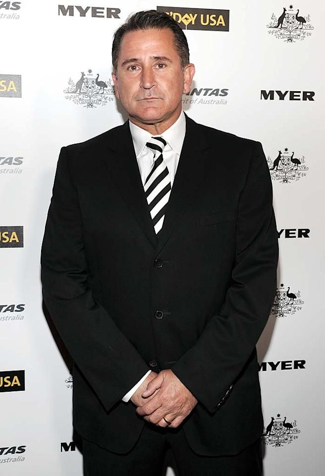 """""""Without a Trace"""" actor Anthony LaPaglia was born and raised in Adelaide, South Australia, and still has strong ties to his native country. In 2004, his investment helped to launch the Australian professional soccer club, Sydney FC. John Sciulli/<a href=""""http://www.wireimage.com"""" target=""""new"""">WireImage.com</a> - January 22, 2011"""