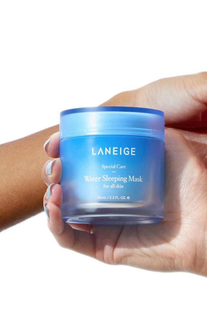"""<p><strong>LANEIGE</strong></p><p>sephora.com</p><p><strong>$25.00</strong></p><p><a href=""""https://go.redirectingat.com?id=74968X1596630&url=https%3A%2F%2Fwww.sephora.com%2Fproduct%2Fwater-sleeping-mask-P420651&sref=https%3A%2F%2Fwww.oprahmag.com%2Fbeauty%2Fskin-makeup%2Fg32959694%2Fbest-korean-skin-care-products%2F"""" rel=""""nofollow noopener"""" target=""""_blank"""" data-ylk=""""slk:Shop Now"""" class=""""link rapid-noclick-resp"""">Shop Now</a></p><p>Over 150,000 Sephora shoppers have favorited this water sleeping mask from the popular Korean brand Laneige. Dr. Chang notes that """"it contains hydrating ingredients, like glycerin, hyaluronic acid, and beta glucan, as well as hydro ionized mineral water to deliver high doses of moisture and minerals to the skin."""" Plus, it does all the work while you're sound asleep.</p>"""