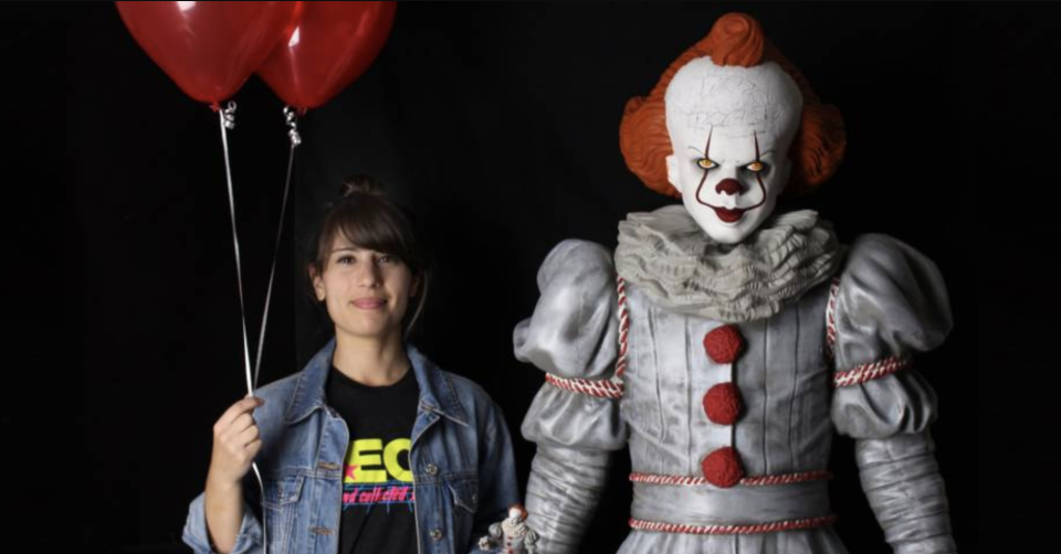 Will you be buying a Pennywise doll next year? (credit: NECA)
