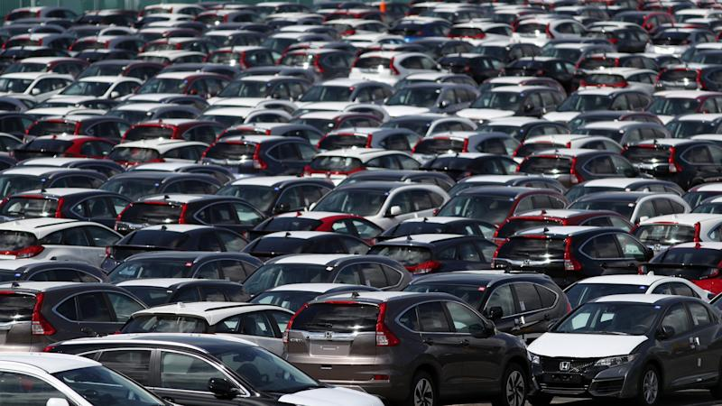 <p>Average price of a new model imported from the EU might rise by £1,500</p>