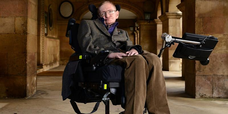Stephen Hawking Cambridge