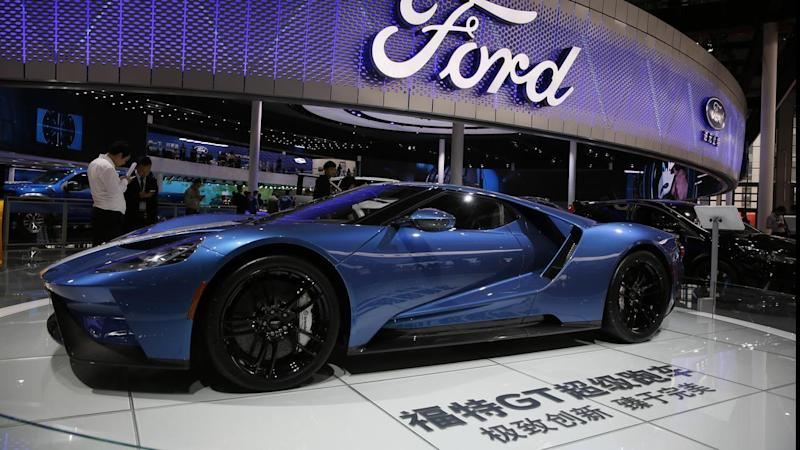 Ford's Q2 profit rises on lower tax rate