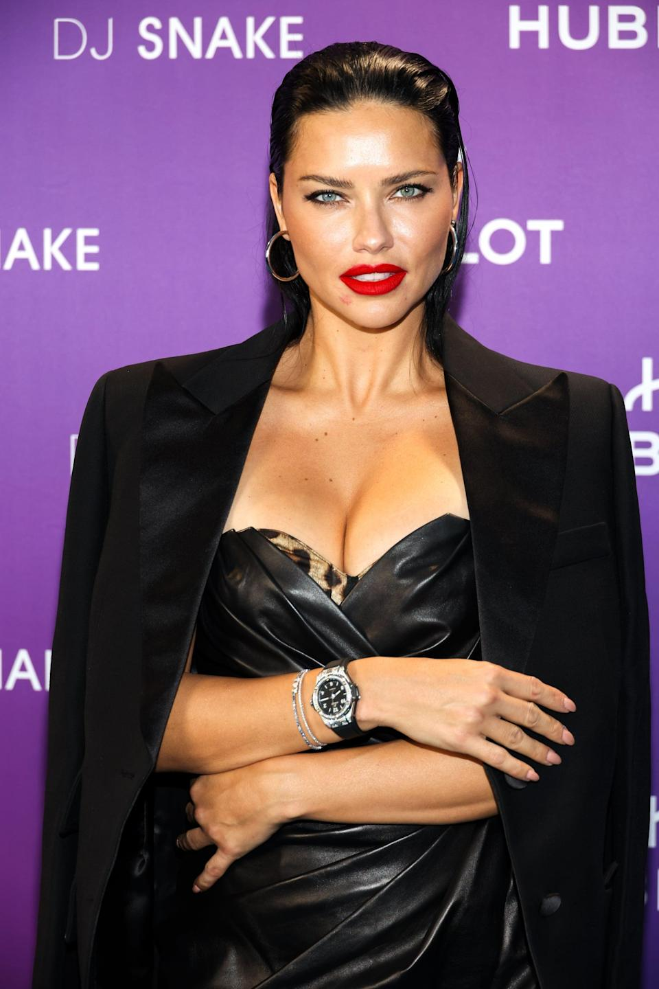 <p>Adriana's solo appearance gave what it was suppose to give.</p>