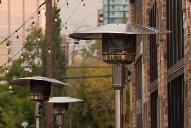 Patio heaters are in demand as restaurants, cafés, breweries and pubs look to extend their patio season beyond summer months.