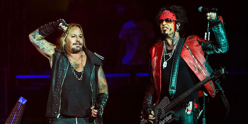 Mötley Crüe reuniting for 2020 stadium tour with Def Leppard and Poison: Report