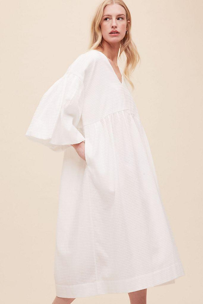 Kowtow Organic Cotton Dress (Anthropologie)