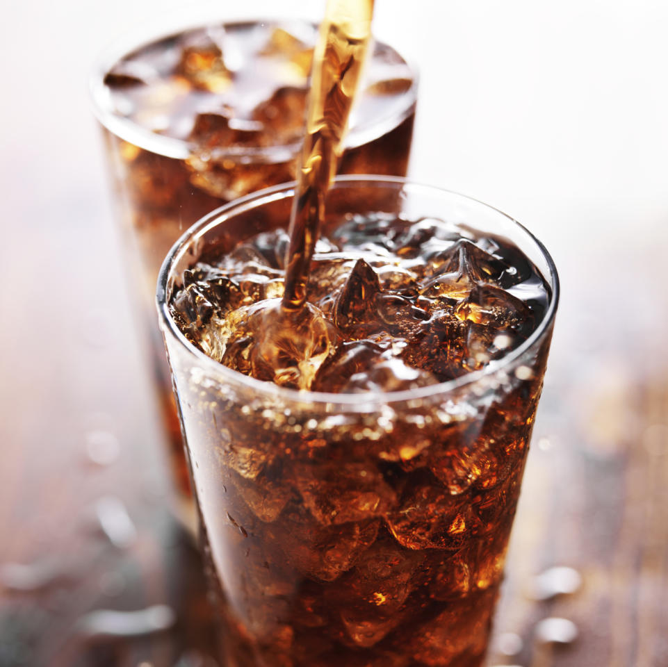 Sugary drinks linked to an increased risk of death