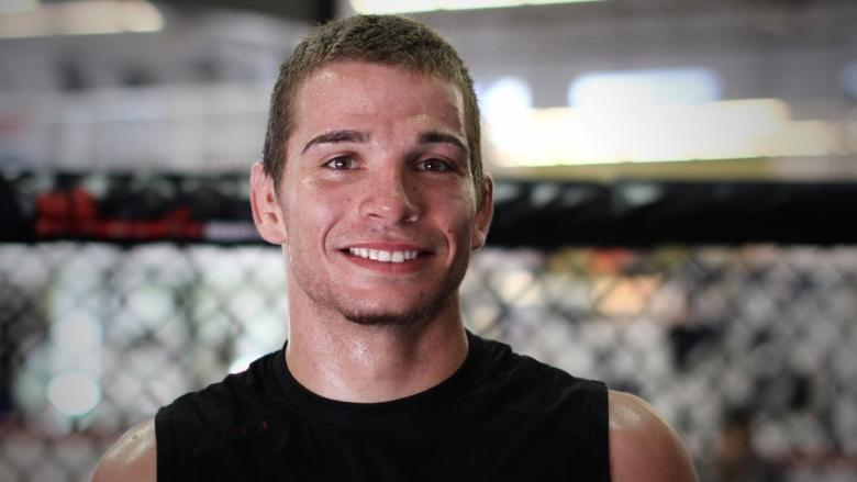 Surrey UFC fighter Jeremy Kennedy enters hostile territory in Brazil