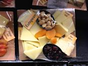 """<p>Going to Wegmans for the first time? Make sure to hit up the cheese selection, where you'll find some truly unique and delicious options. In 2014, the grocery chain built <a href=""""https://www.wegmans.com/about-us/inside-our-stores/for-the-love-of-cheese.html"""" rel=""""nofollow noopener"""" target=""""_blank"""" data-ylk=""""slk:their own cheese cave"""" class=""""link rapid-noclick-resp"""">their own cheese cave</a> near Rochester, New York (where they originated). The cheese cave is inside a climate-controlled building that was made to replicate European suppliers' aging techniques. There are seven """"caves"""" for soft and washed-rind cheeses that are ripened separately to keep their flavors distinct, and an entire room dedicated to brie. </p>"""