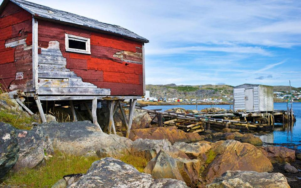 """<p>This may be the last place you'd expect to find an artistic awakening-it's a fishing community off Newfoundland's northeastern coast marked by craggy shores and miles of blissful nothingness. But thanks to residents Elísabet Gunnarsdóttir and Zita Cobb and architect Todd Saunders, the secluded island is becoming a cultural destination. The creative trio are behind Fogo Island Studios, a series of six cutting-edge artists' ateliers that perch over the Atlantic. Rent a car to tour the modern buildings or consider a hike along the five-mile Turpin's Trail; a partridgeberry-picking excursion <em>(<a href=""""http://www.fogoislandpartridgeberryfestival.com/"""" rel=""""nofollow noopener"""" target=""""_blank"""" data-ylk=""""slk:fogoislandpartridgeberryfestival.com"""" class=""""link rapid-noclick-resp"""">fogoislandpartridgeberryfestival.com</a>)</em>; or a bowl of seafood chowder at <strong>Nicole's Café</strong> <em>(159 Main Rd., Joe Batt's Arm; 709/658-3663; lunch for two $40).</em> The Fogo Island Inn is set to open next year, but for now there's <strong>Foley's Place</strong> <em>(709/658-7244; <a href=""""http://www.foleysplace.ca"""" rel=""""nofollow noopener"""" target=""""_blank"""" data-ylk=""""slk:foleysplace.ca"""" class=""""link rapid-noclick-resp"""">foleysplace.ca</a>; doubles from $87),</em> a historic B&B that dates back a century.</p><p><strong>T+L Tip:</strong> Organize an outing with nature writer Roy Dwyer <em>(709/658-3538; <span>roydwyer@eastlink.ca</span>),</em> who will take you out on his boat and recount tales of Fogo's storied past. -<em>Karen Burshtein</em></p>"""