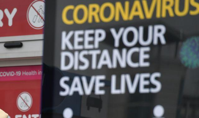 Coronavirus: UK records another 14,162 COVID-19 cases
