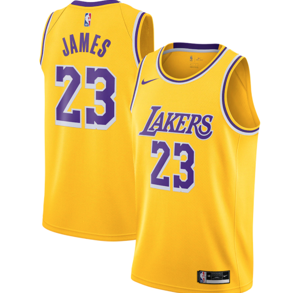 LeBron, Luka Doncic and Anthony Davis lead NBA jersey sales since the bubble restart -- shop the top 10 here