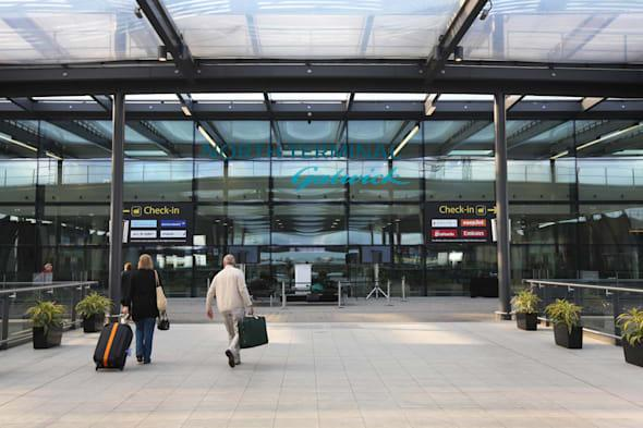 Gatwick Airport North Terminal extension opening
