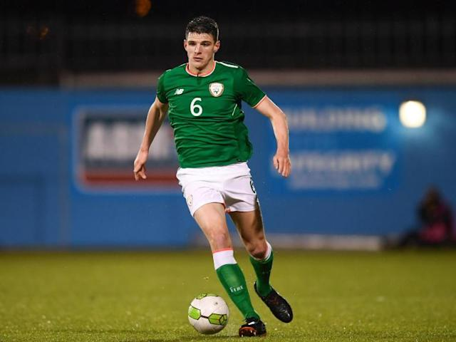 David Gold wants West Ham boss Manuel Pellegrini to turn Ireland international Declan Rice into England player