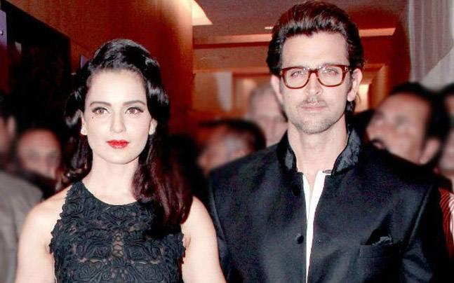 Image result for hrithik kangana