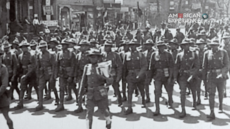 The Surprising Way African-American Soldiers Were Recruited for World War I